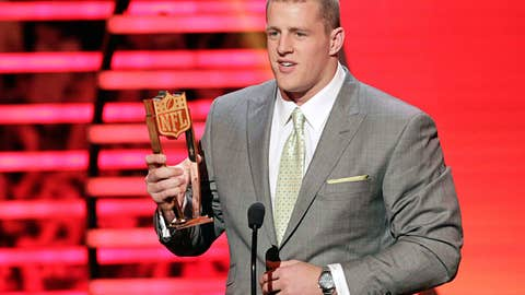 Defensive Player of the Year: J.J. Watt