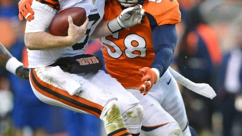Cleveland: Constructing a plan at quarterback