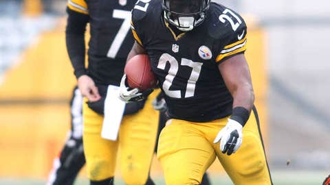 Pittsburgh: Finding a running back