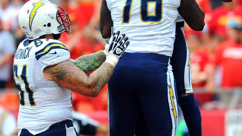 San Diego: Reconstructing the offensive line