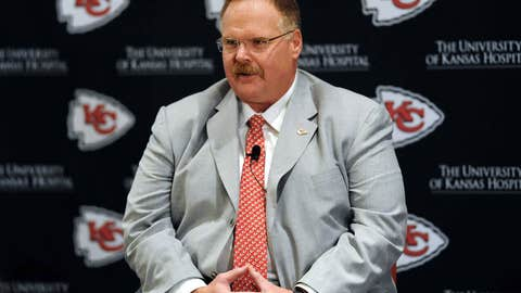 Kansas City: Constructing a plan at quarterback