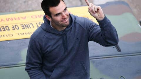 Baltimore: Re-signing quarterback Joe Flacco