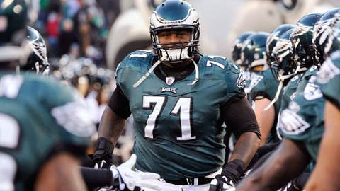 Philadelphia: Re-tooling the offensive line