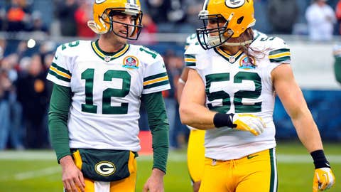 Green Bay: Extending the contracts of veteran players