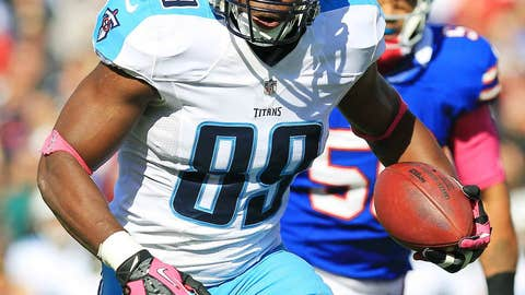 Titans tight end Jared Cook