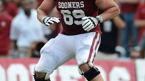 Lane Johnson, Offensive Tackle, Oklahoma