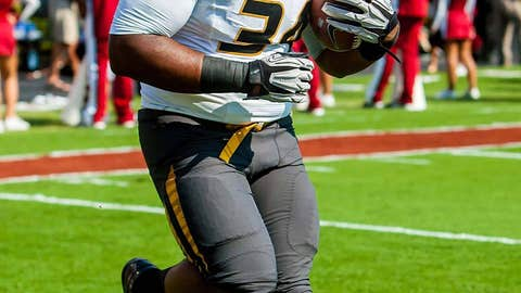 Sheldon Richardson, Defensive Tackle, Missouri