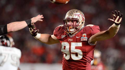Bjoern Werner, Defensive End, Florida State