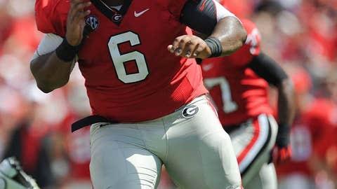John Jenkins, Defensive Tackle, Georgia