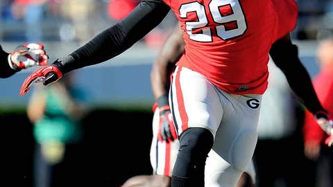 Jarvis Jones, Outside Linebacker, Georgia