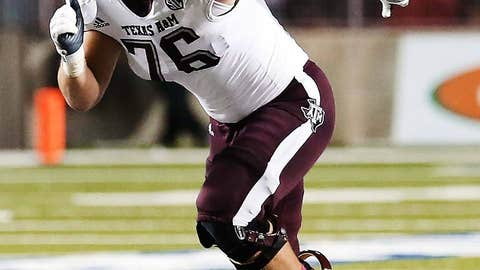 Luke Joeckel, Offensive Tackle, Texas A&M