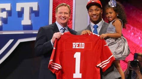 S Eric Reid, 49ers