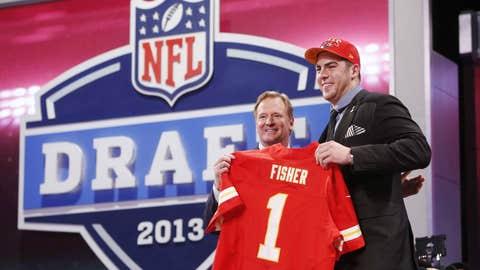 OT Eric Fisher, Chiefs