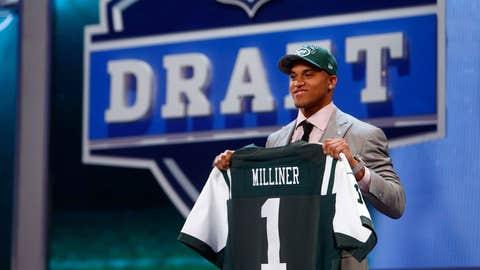 CB Dee Milliner, Jets