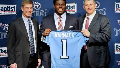 G Chance Warmack, Titans