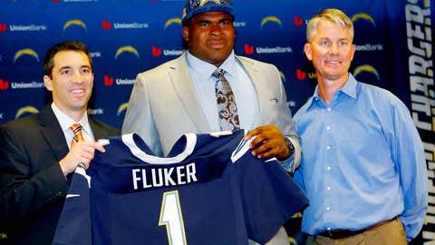 OT D.J. Fluker, Chargers
