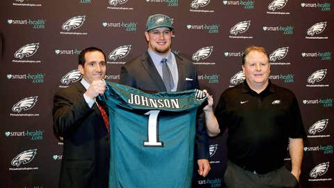 OT Lane Johnson, Eagles