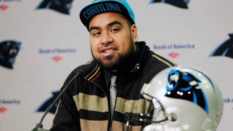 DT Star Lotulelei, Panthers