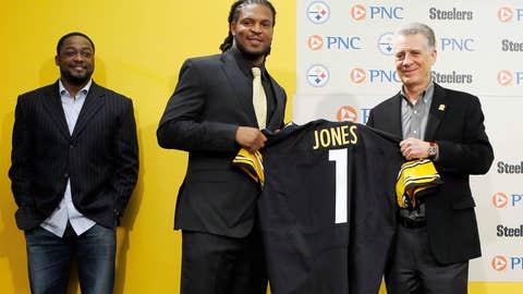 LB Jarvis Jones, Steelers