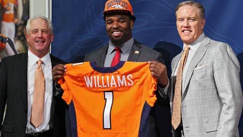 DT Sylvester Williams, Broncos