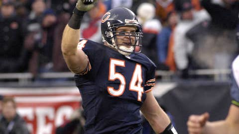 Urlacher's place in history