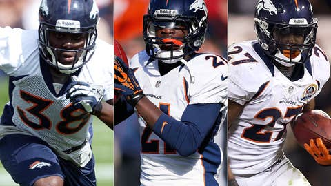 Broncos starting RB