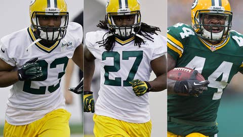 Packers starting RB