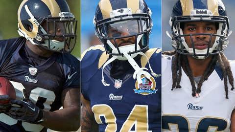 Rams starting RB