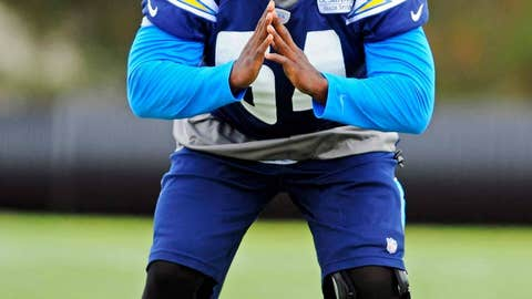 Melvin Ingram, LB, Chargers