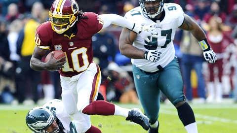 Eagles at Redskins, Sept. 9, 7:00 p.m. ET