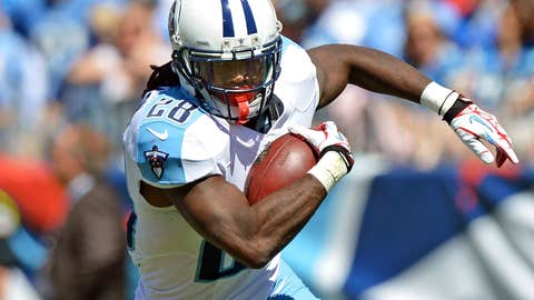 Tennessee Titans at Pittsburgh Steelers (Sunday, 1 p.m. ET, CBS)