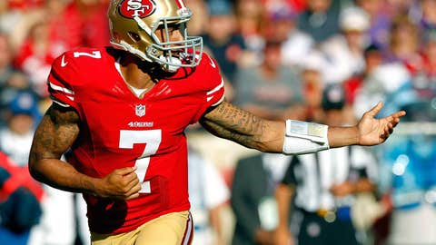 Green Bay Packers at San Francisco 49ers (Sunday, 4:25 p.m. ET, FOX)