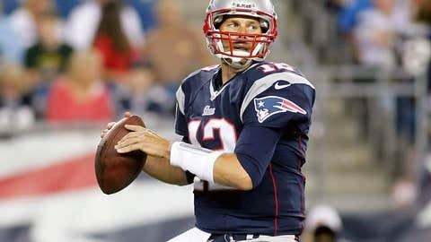 New England Patriots at Buffalo Bills (Sunday, 1 p.m. ET, CBS)