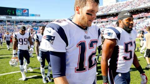 Patriots 23, Bills 21