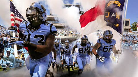 Here come the Heels