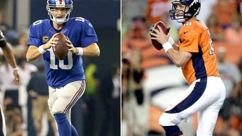 Denver Broncos at New York Giants (Sunday, 4:25 p.m. ET, CBS)