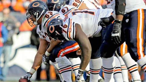 Minnesota Vikings at Chicago Bears (Sunday, 1 p.m. ET, FOX)