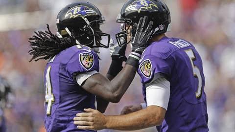Ravens 14, Browns 6