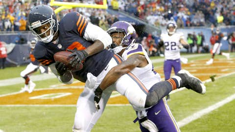 Bears 31, Vikings 30