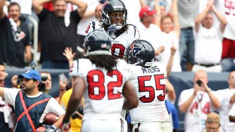 Texans 30, Titans 24