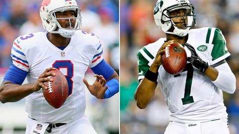 Buffalo Bills at New York Jets (Sunday, 4:25 p.m. ET, CBS)