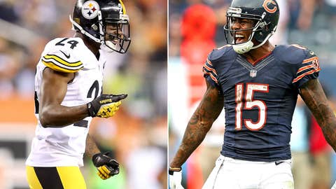 Chicago Bears at Pittsburgh Steelers (Sunday, 8:30 p.m. ET, NBC)