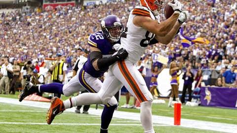 Browns 31, Vikings 27