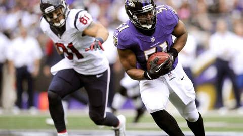 Ravens 30, Texans 9