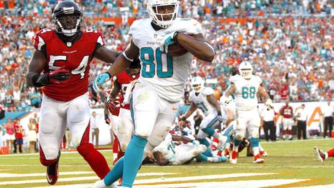 Dolphins 27, Falcons 23