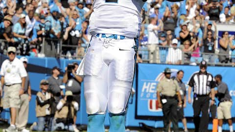 Panthers 38, Giants 0