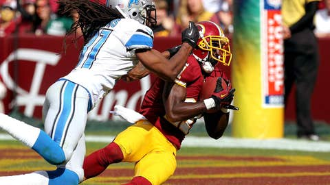 Lions 27, Redskins 20
