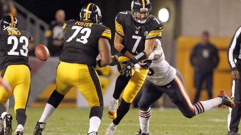 Bears 40, Steelers 23