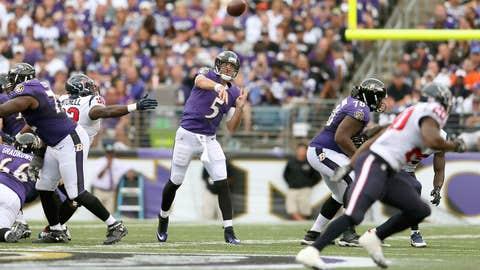 Baltimore Ravens at Buffalo Bills (Sunday, 1 p.m. ET, CBS)