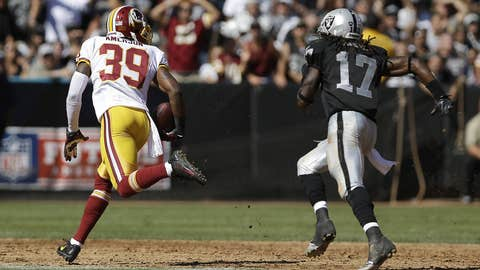 Redskins 24, Raiders 14